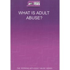 WAA1: What is Adult Abuse?